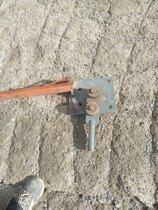 dobladora de hierro