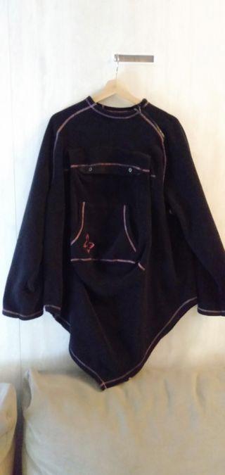 Abrigo de porteo. talla L