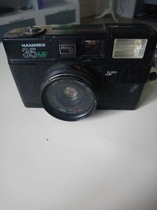 Camara de fotos analógica