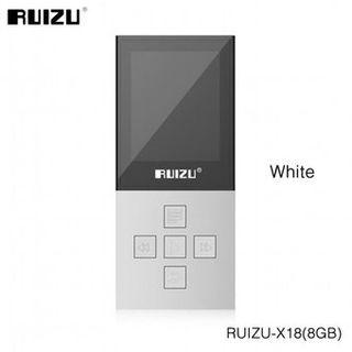 Mp3 Bluetooth Modelo: RUIZU X18