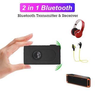 Adaptador Bluetooth 3,5 mm transmisor receptor