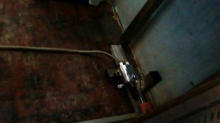 Fregadero pedal