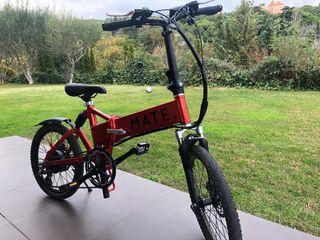Bicicleta eléctrica Mate 13Ah