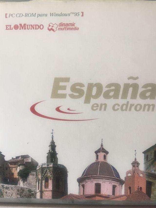 Europa a la vista. España y Europa en CD-ROM