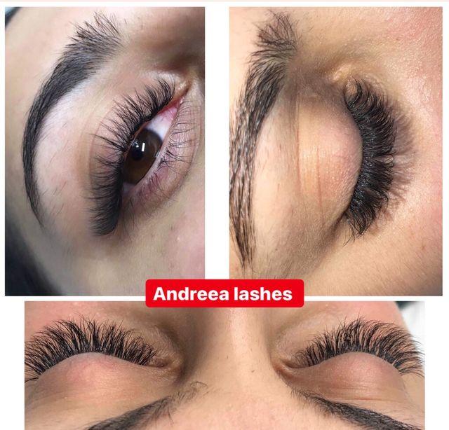 Eyelashes extensions !!!!