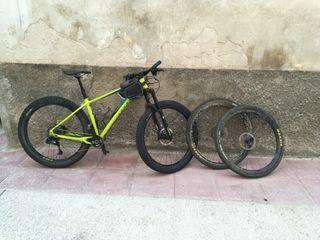 Vendo bicicleta fused spezialaid