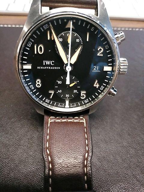 Reloj IWC SPITFIRE LIMITED 250
