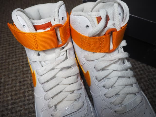Nike AirForce1 High Billie same style shoes