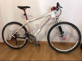 "Bicicleta Montaña Cannondale F1 26"""