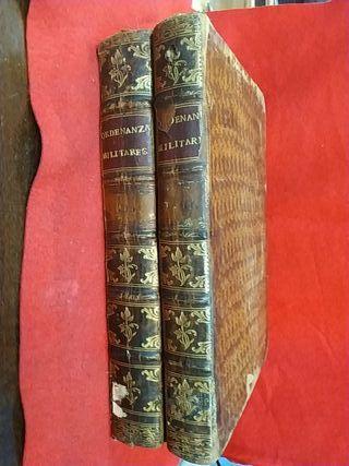ordenanzas militares 1768 original primera ediccio