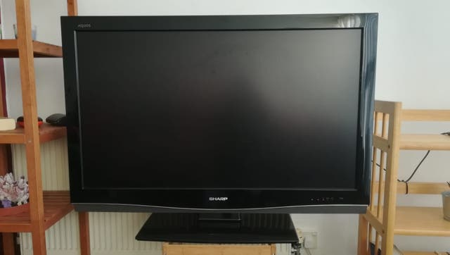 TV AQUOS LCD SHARP