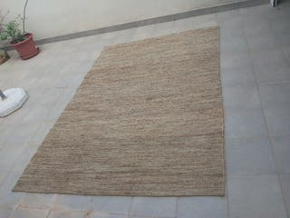 4 alfombras de esparto 100% Natural