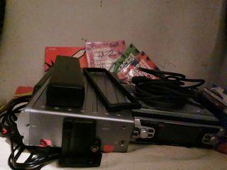 Radio Mini Disc y cargador de 6 CD Sony MDX-680X