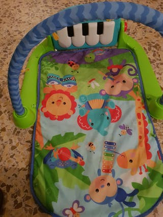 manta piano fisher price