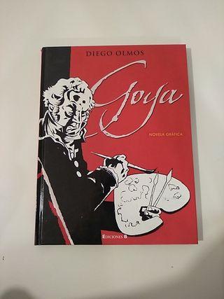Goya Novela Gráfica
