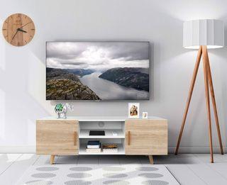 Mueble TV Salón Estilo Moderno Nórdico