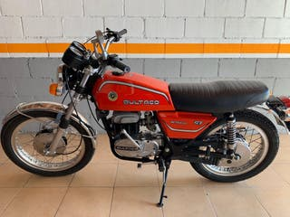 Bultaco Metralla GT 250 Pocas Unidades!!