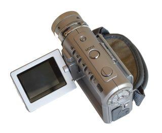 Videocámara RIMAX DVXCAM6e