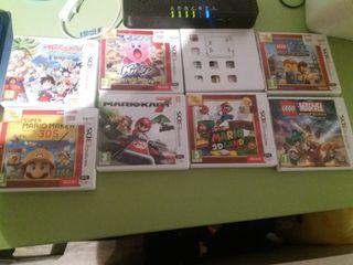 nintendo 3DS y videojuegos