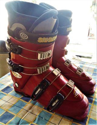 Botas esqui Sanmarco