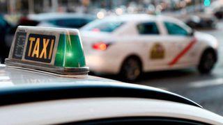 Licencia de taxi madrid lunes impar