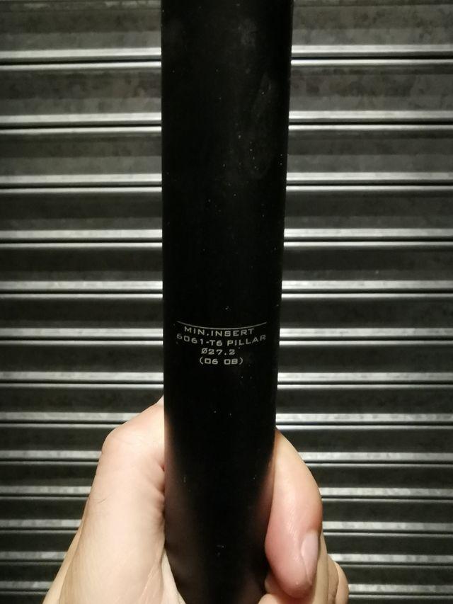 Tija de sillín WTB 27,2