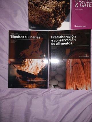 Libros de cocina y libros de cocina de inglés