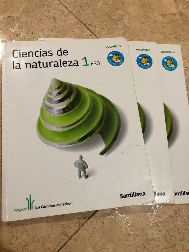 Ciencias de la naturaleza 1eso