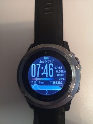 Reloj Garmin Fénix 3 HR