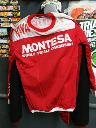 MONTESA CAMISETA RETRO