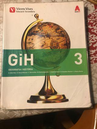 Libro Geografia 3r ESO