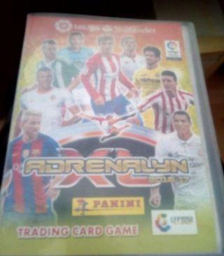 Liga 2016-17 Adrenalyn XL