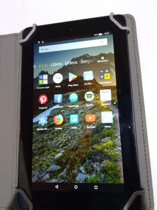 "Tablet 7"" Amazon Fire 5ª Gen"