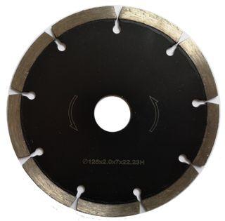 Disco de corte para mármol o granito de 125mm