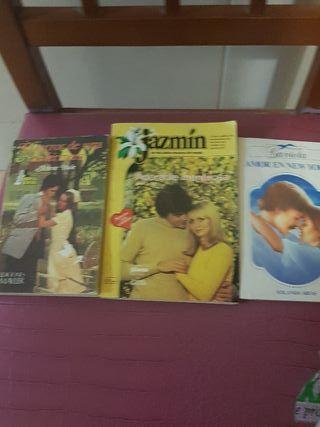 tres novelas de epoca