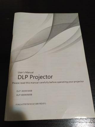 Proyector Full HD 720p