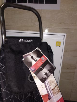 Carro compra ROLSER (Nuevo)