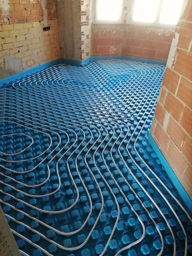 instalaciones suelo radiante