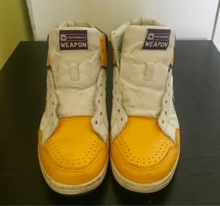 Converse Cons Lakers