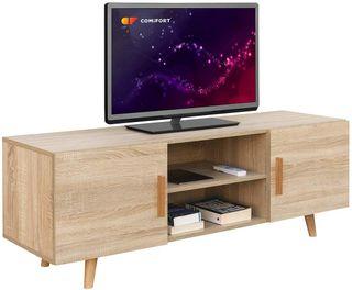Mueble TV Salón Estilo Moderno Nór