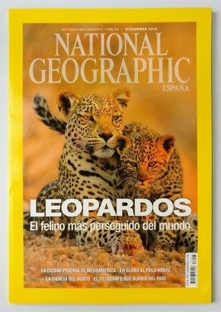 Revista: National Geographic (Diciembre 2015)