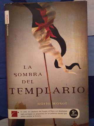 libro novela histórica.