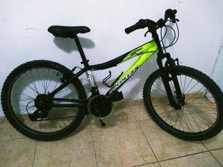 bicicleta mtb Coluer 240 randy