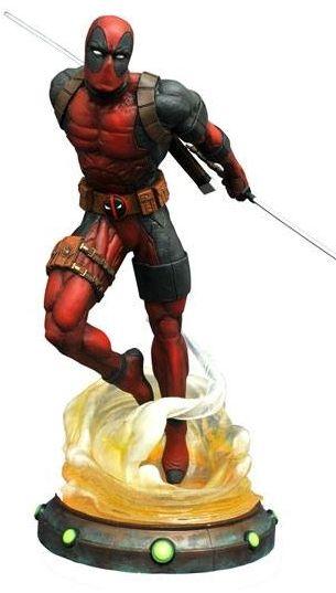 Estatua Deadpool Marvel Gallery 23 Cm