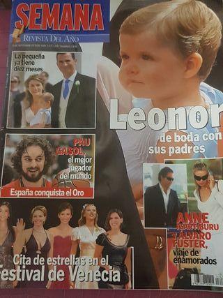revista semana año 2006