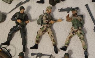 Soldados Defenders nuevos