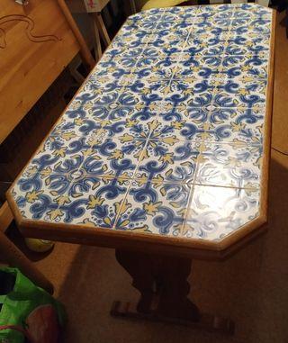 PRECIOSA mesa de baldosas