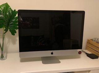 iMac 27 pulgadas, mediados de 2011.