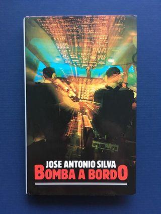 """Novela: """"Bomba a bordo"""""""