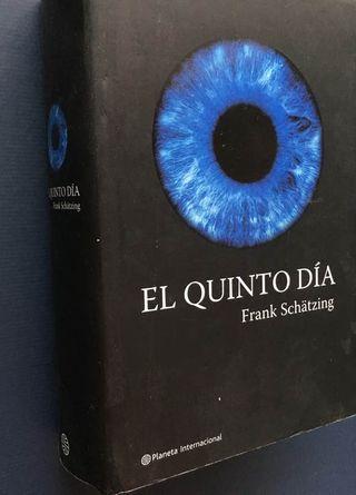"""Novela: """"El Quinto día"""""""